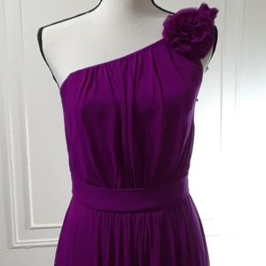 After Six Dresses - After Six -  Persian Plum Dress